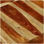 Bold & Blocky Solid Wood Safari Coffee Table