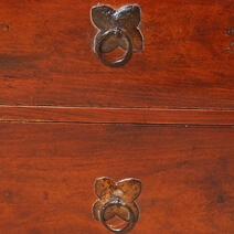 Camelot 2 Drawer Cabinet End Table