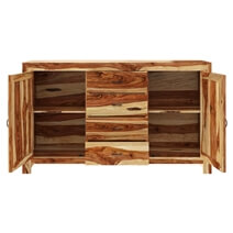 Bluffton Classic Solid Rosewood 4 Drawer Sideboard Cabinet