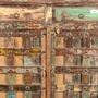 Drakensberg Rustic Reclaimed Wood 2 Drawer Storage Cabinet