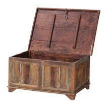 Brooklyn Reclaimed Wood Storage Trunk