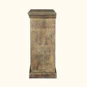 Falmouth Hand Carved Mango Wood Console Hallway Cabinet