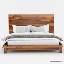 Santa Barbara 6 Piece Bedroom Set
