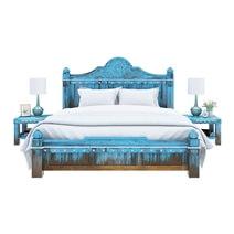 Empire Blue Dawn 5 Piece Bedroom Set