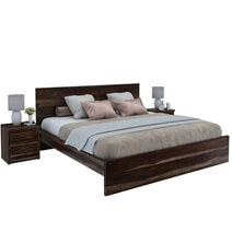 Paganus 4 Piece Bedroom Set