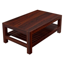Portland Contemporary 2 Tier Coffee Table and End Table Set