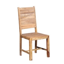 Saginaw Handcrafted Reclaimed Wood Dining Chair