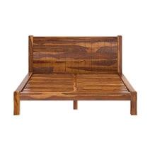 Laredo Solid Wood Platform Bed