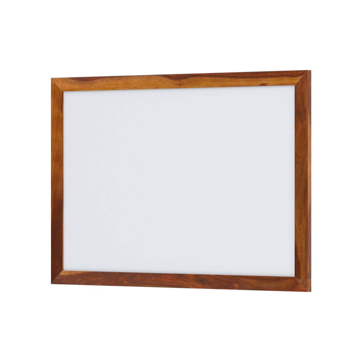 Brocton Rustic Solid Wood Mirror Frame