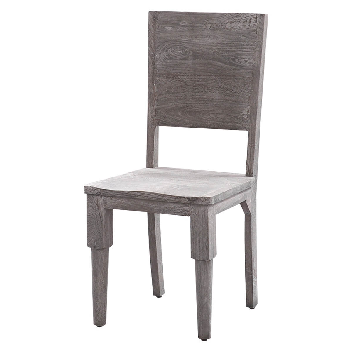Busselton Rustic Solid Wood Farmhouse Dining Chair