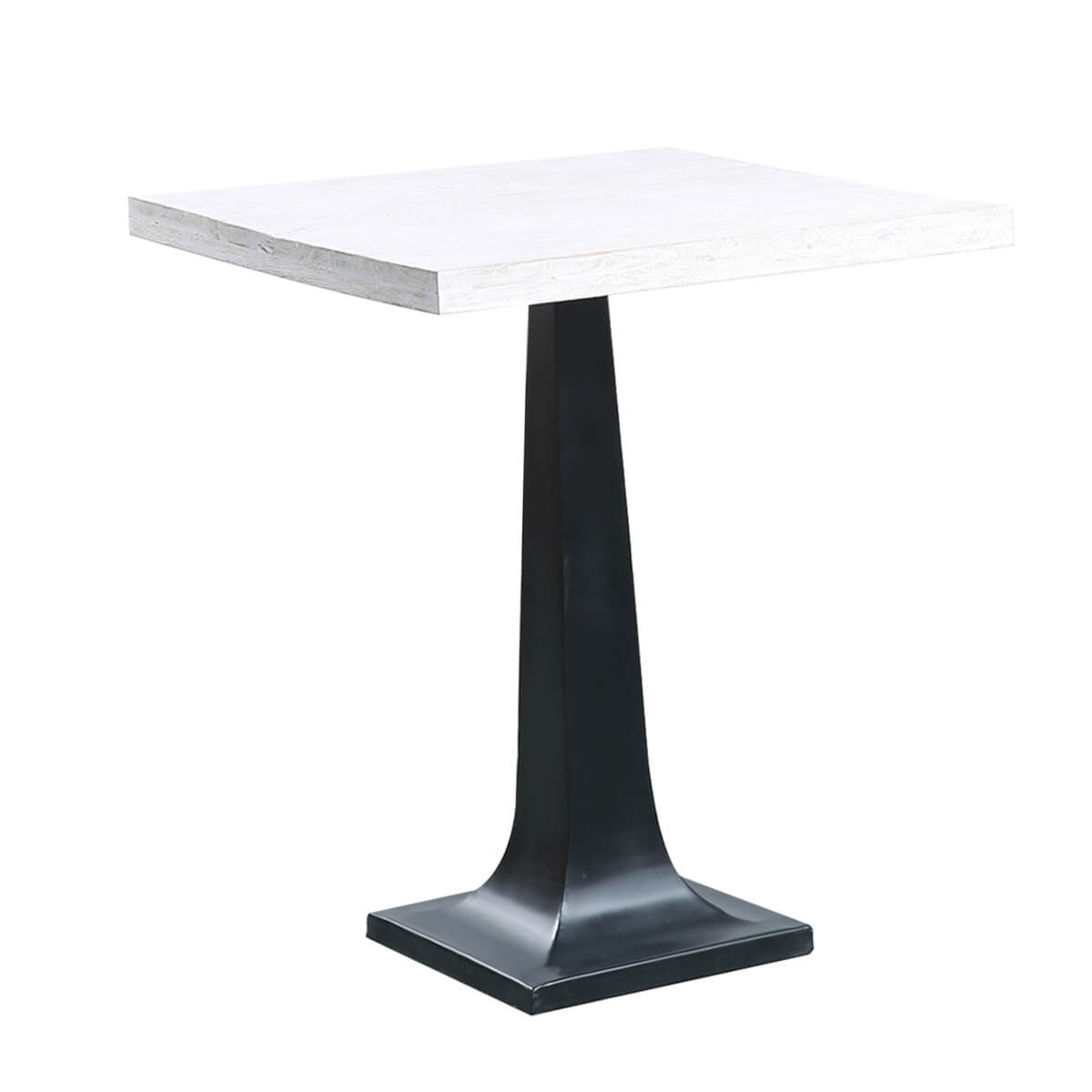 """Cosenza Solid Wood 35"""" Square Top Bar Table"""
