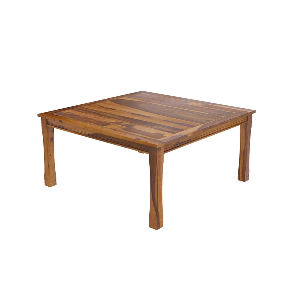 Appalachian Transitional Square Wood Dining Room Table