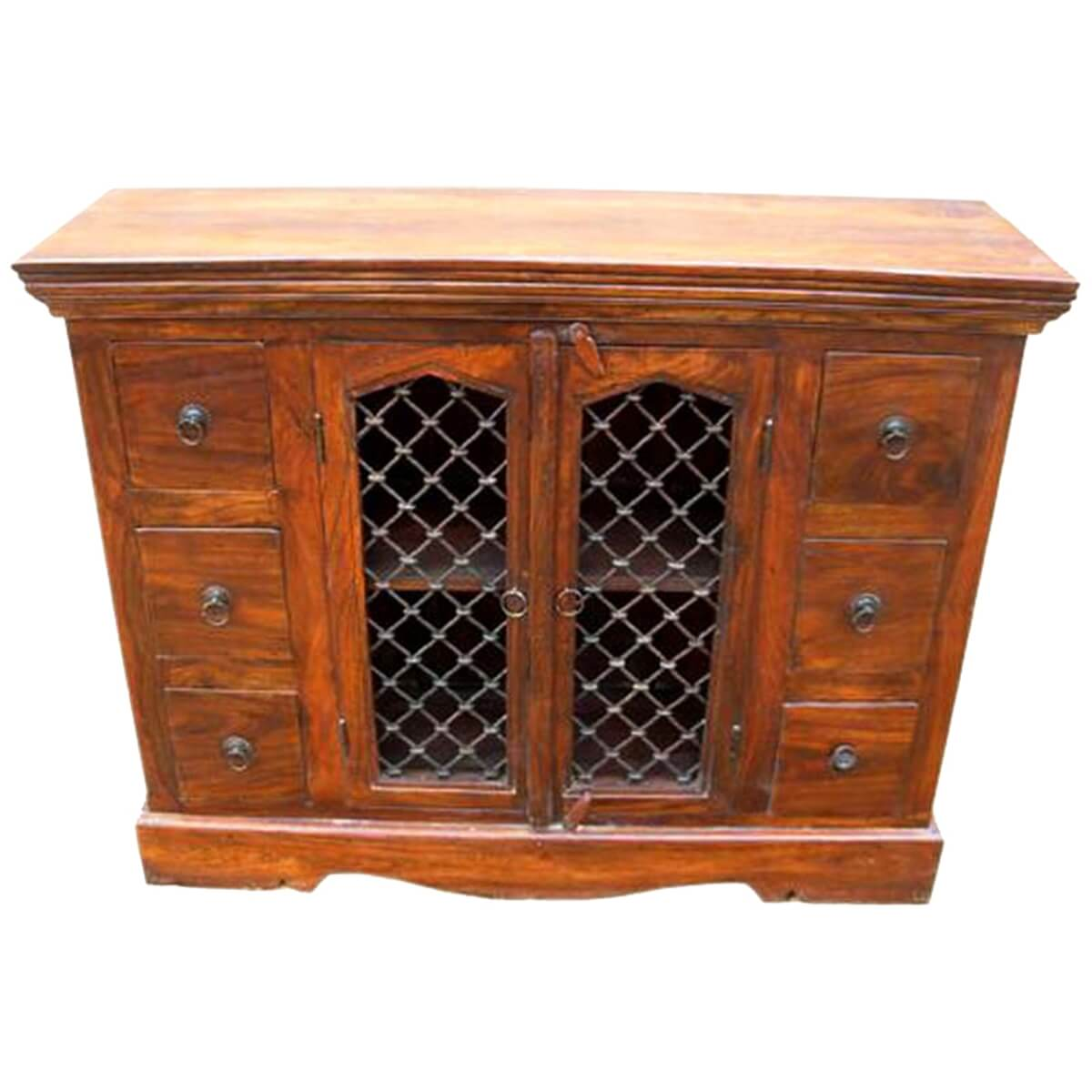 Discount Kitchen Cabinets Philadelphia: Philadelphia Classic Solid Wood 6 Drawer Dining Room