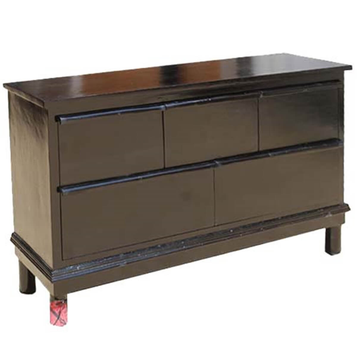 Santa Cruz Mission 5 Drawer Dresser