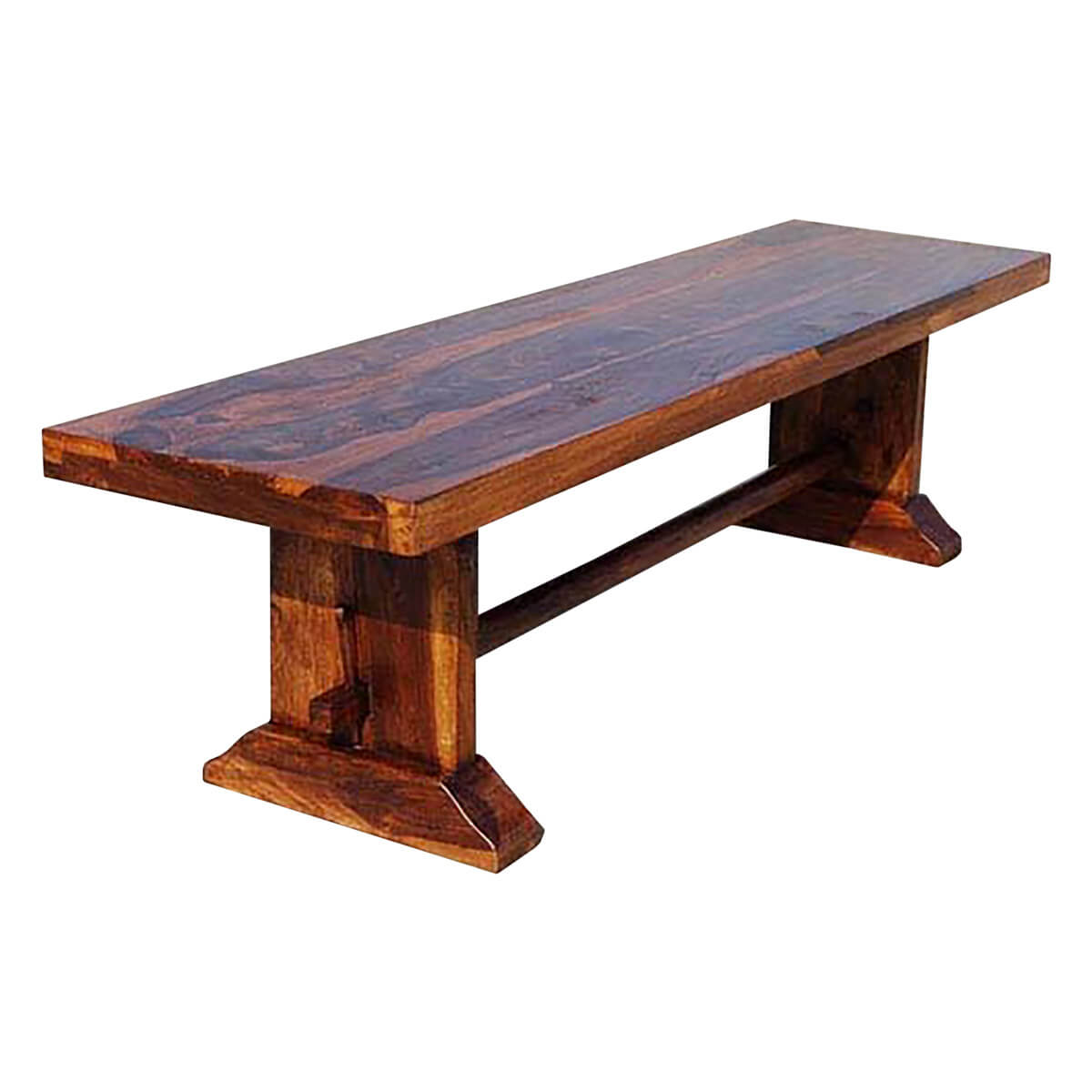 Prime Louvre Rustic Solid Wood Indoor Wooden Bench Evergreenethics Interior Chair Design Evergreenethicsorg