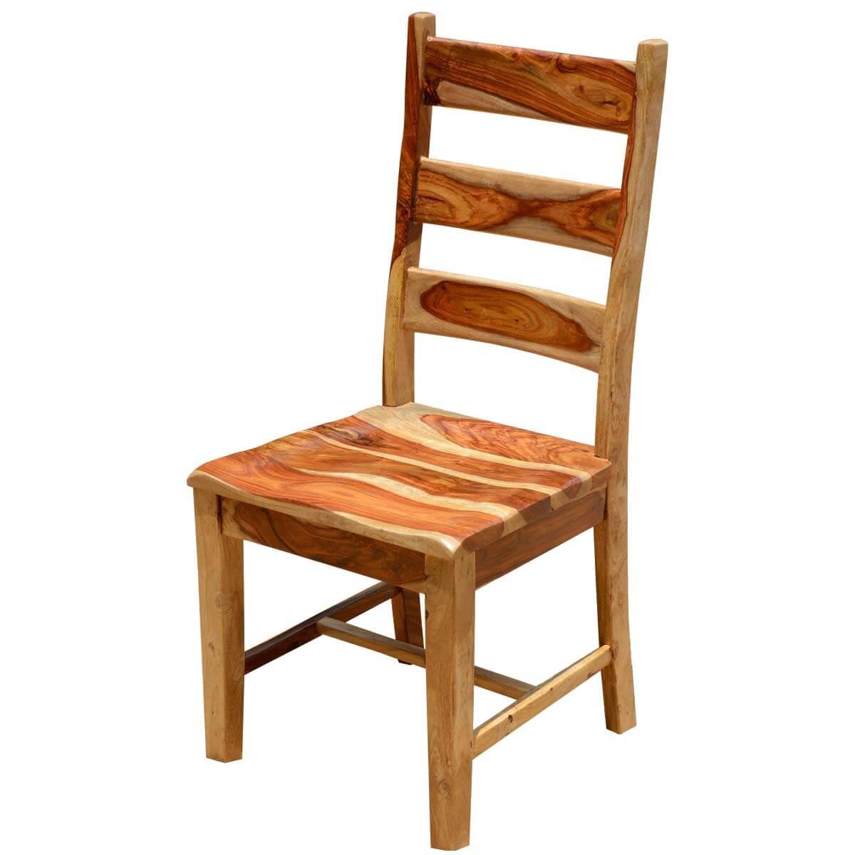 Cheap Modern Furniture Dallas: Dallas Ranch Solid Wood School Back Dining Chair