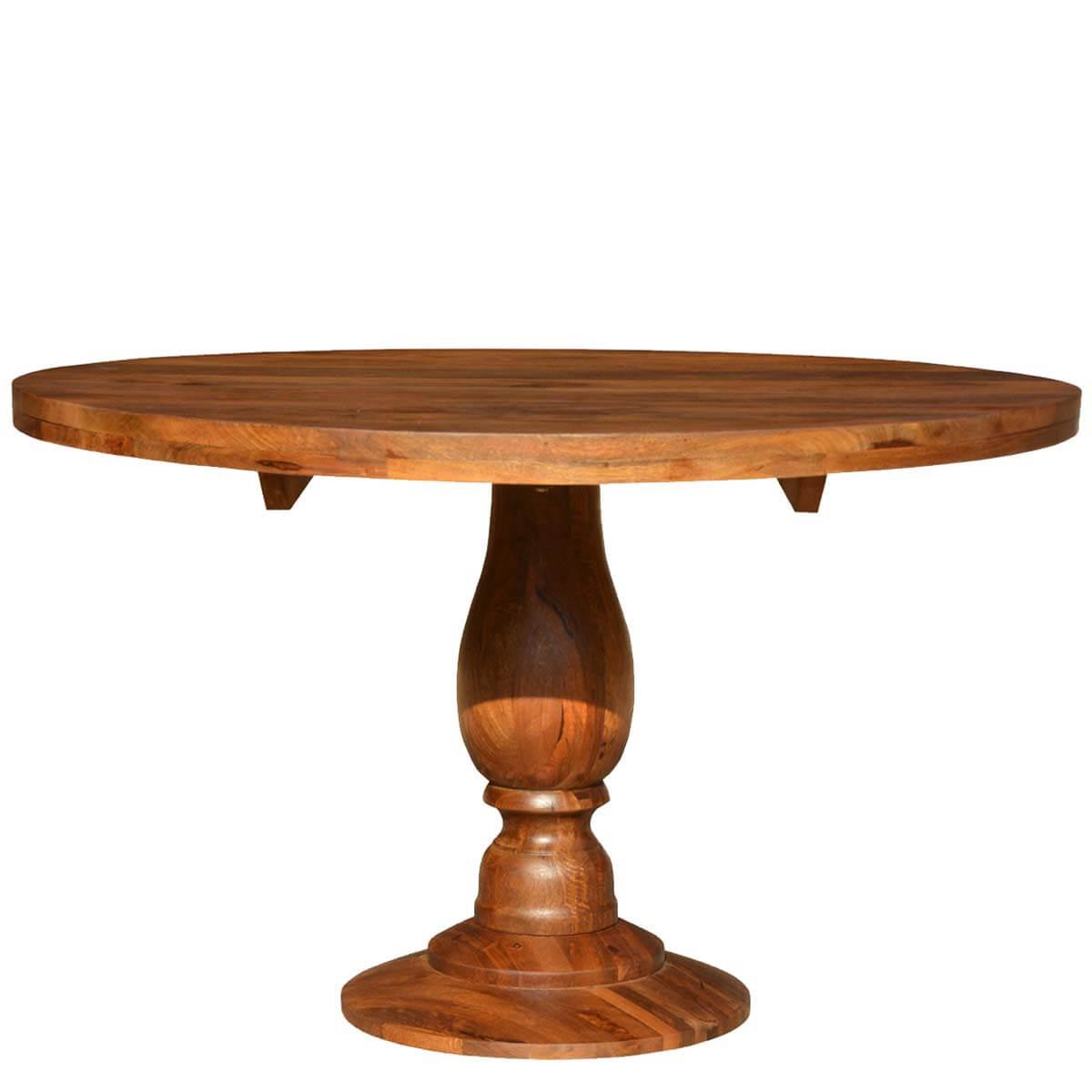 Rustic Colonial American Solid Wood 48\
