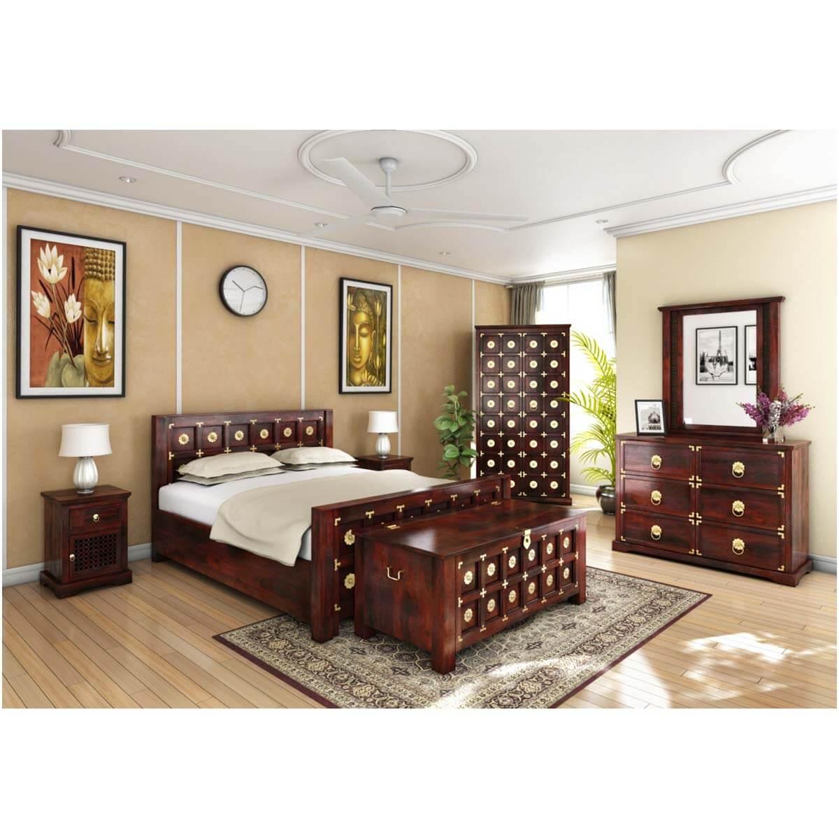Madison 7 Piece Bedroom Set