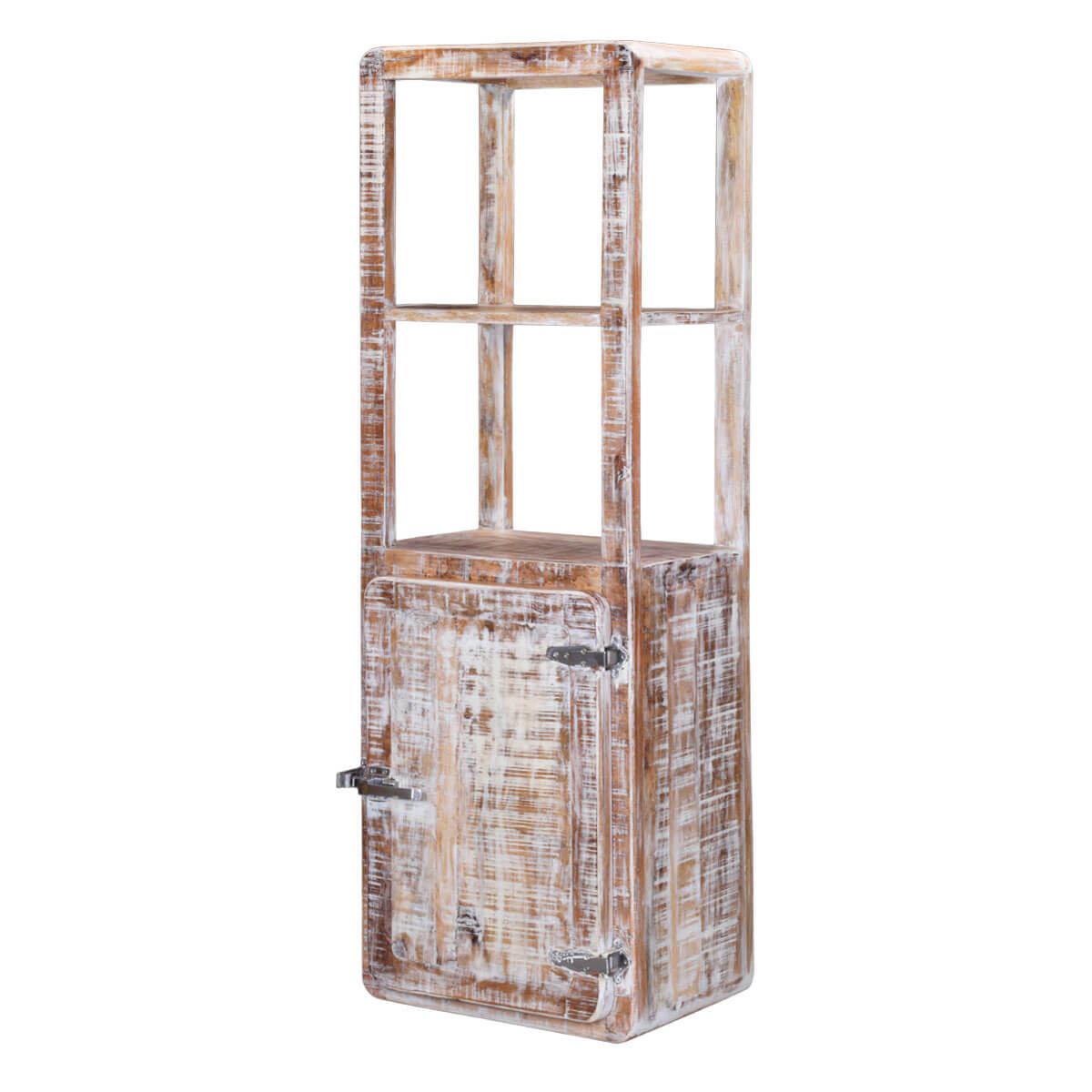 Roanoke 59 Handcrafted Solid Wood Display Cabinet