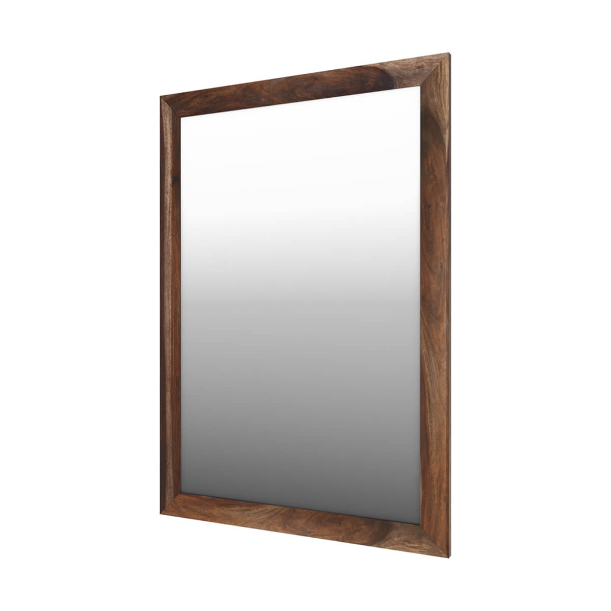 Athena 40 Solid Wood Rustic Mirror Frame