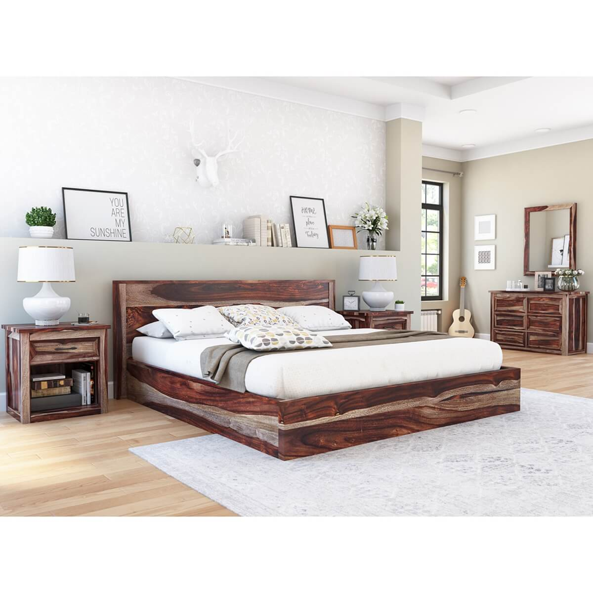 Jamaica 5 Piece Bedroom Set