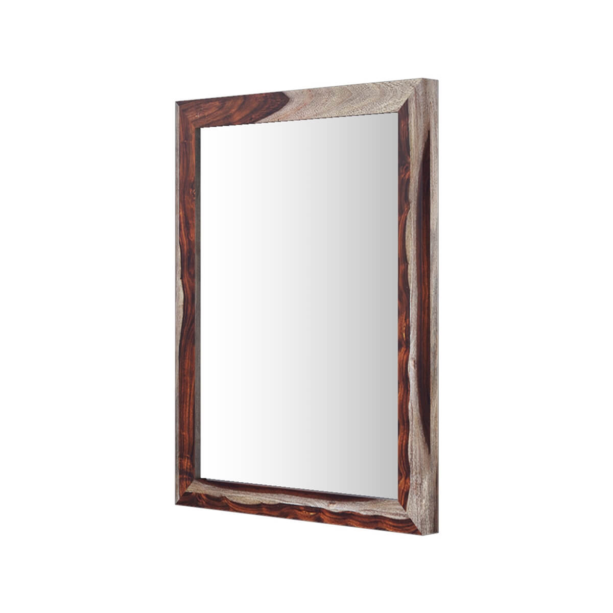 Jamaica  Handcrafted Solid Wood Contemporary Wall Mirror Frame