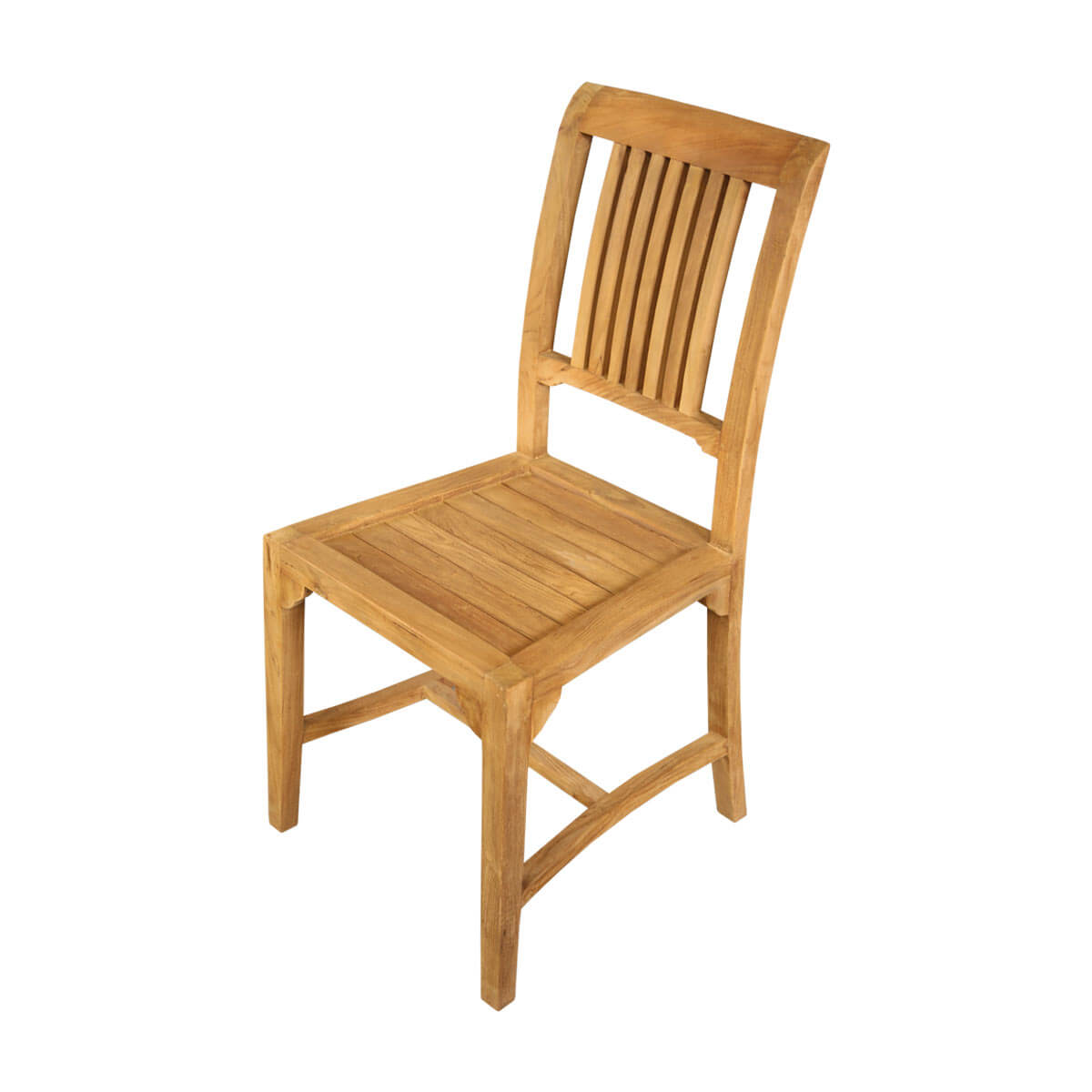 Charmant ... Teak Wood Dining Chair. Hover To Zoom