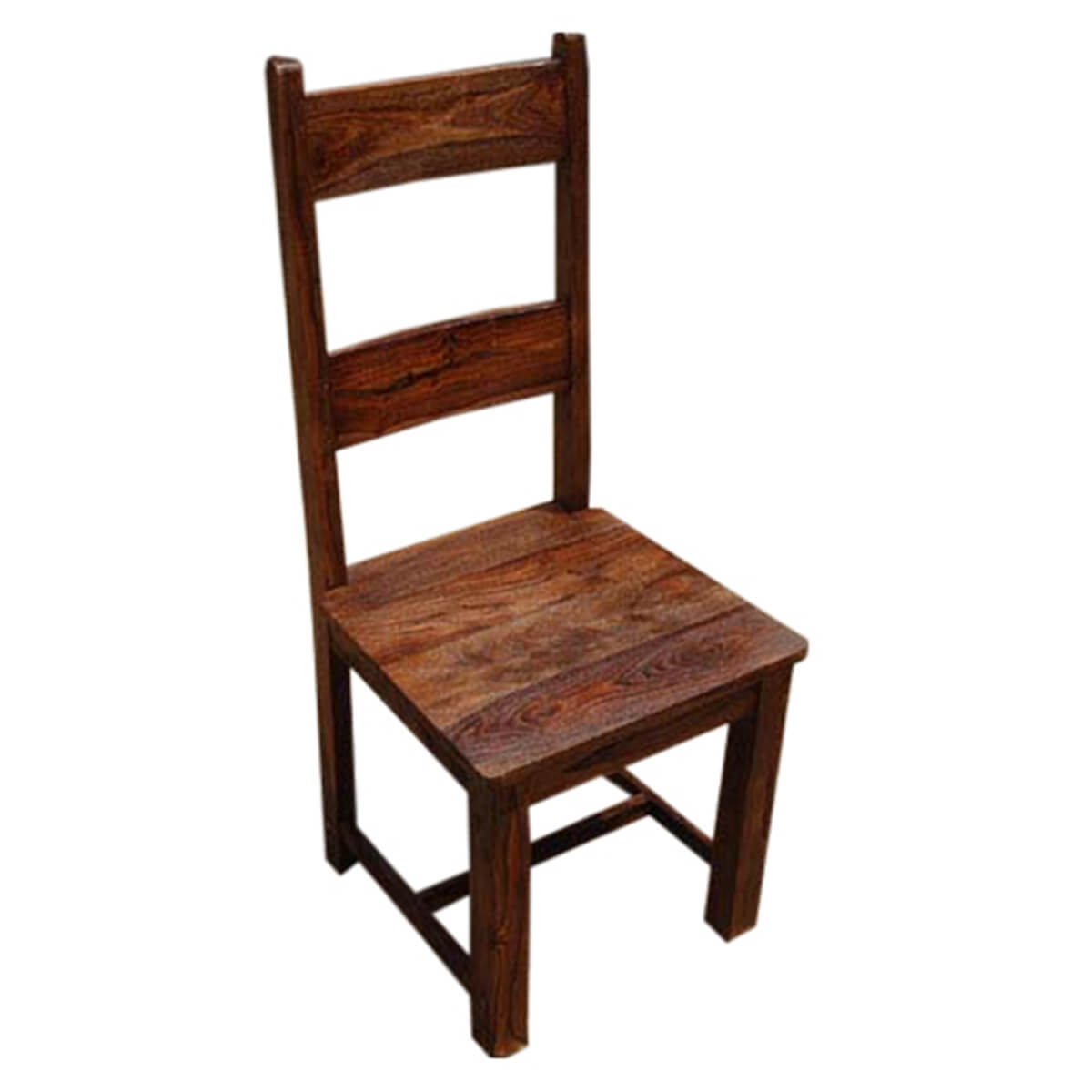 Rustic Chairs For Dining Room: Rustic Solid Wood Appalachian Dining Room Table & Chair Set