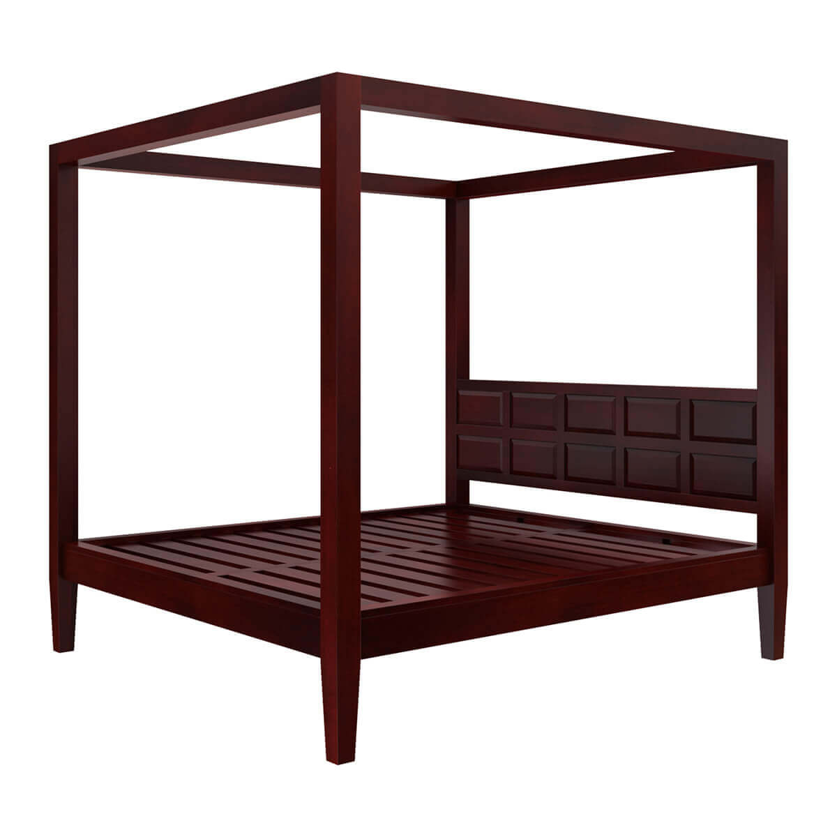 Transitional Bedroom Sets: Henderson Transitional 3 Piece Bedroom Set