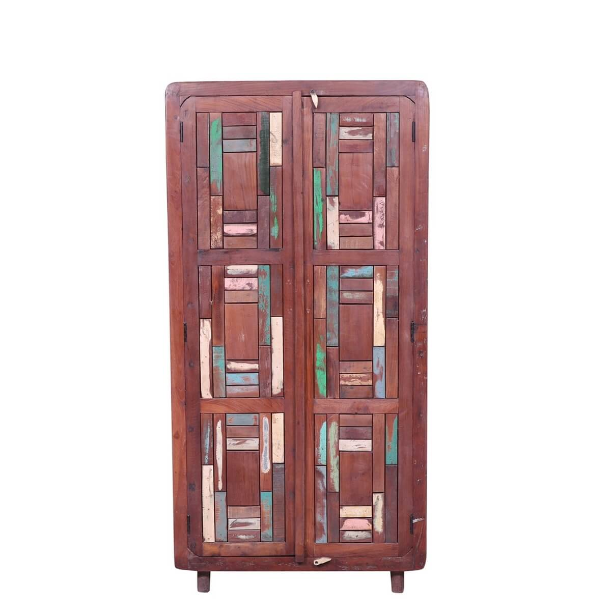 Gramercy Solid Reclaimed Wood Armoire