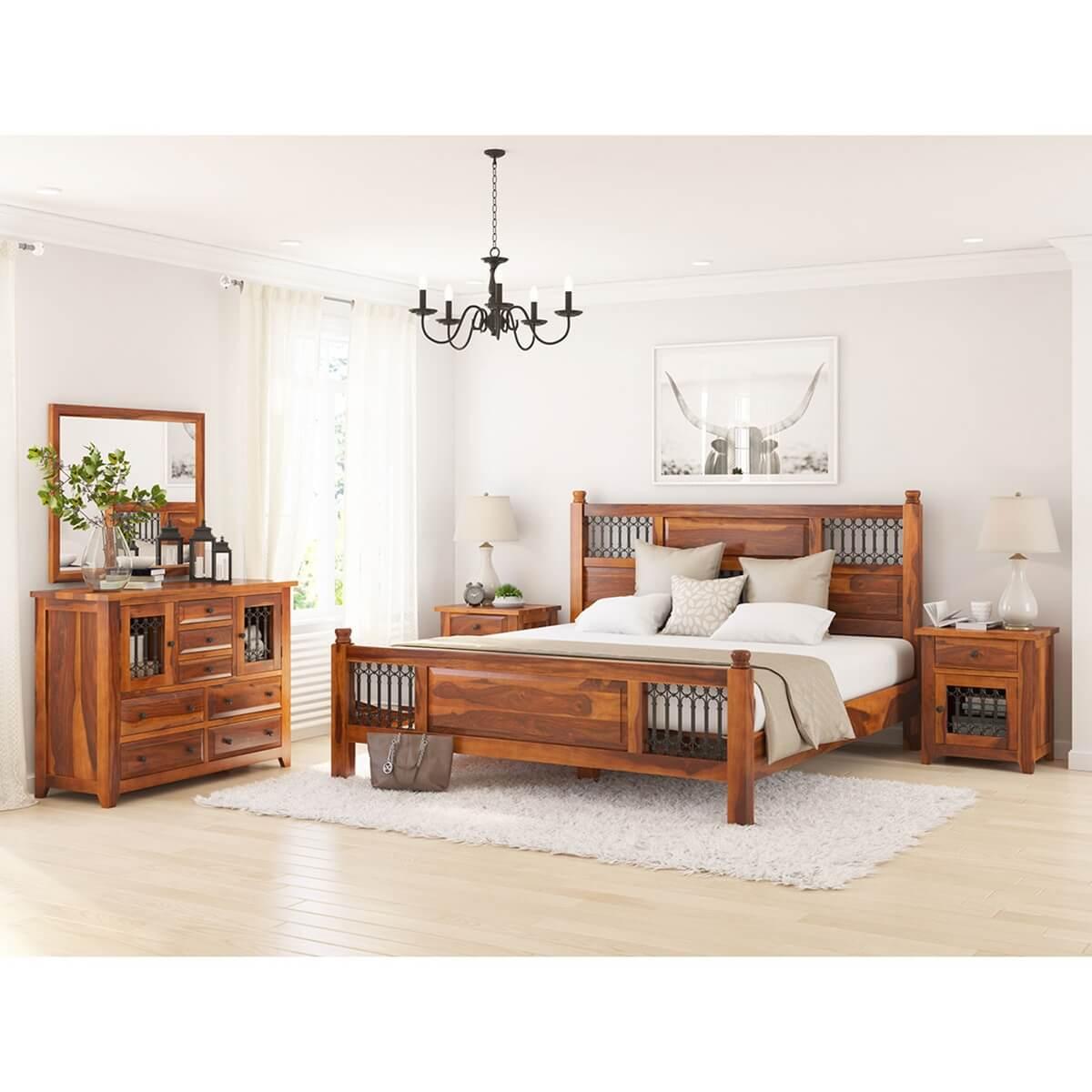 San Francisco 5 Piece Bedroom Set