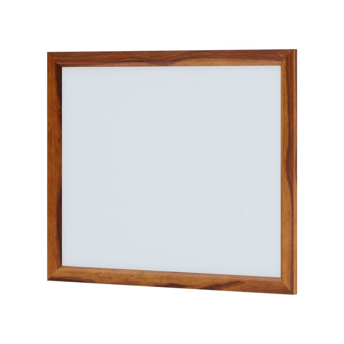 San Francisco Rustic Solid Wood Mirror Frame
