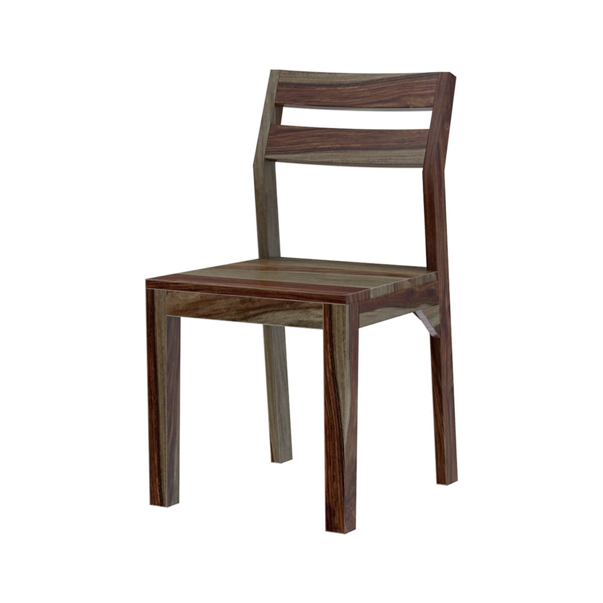 Modern Sierra Solid Wood Dining Chair