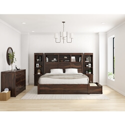 El Centro 4 Piece Bedroom Set