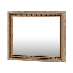 Morna Traditional Solid Wood Handcrafted Mirror Frame