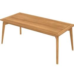 Bonavista Teak Wood Rectangular Dining Table