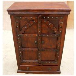 Teaneck Solid Wood Single Drawer Kitchen Storage Cabinet