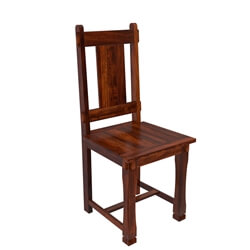 Santa Cruz Mission Handcrafted Chairs (Set Of 2)