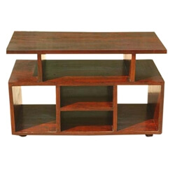 Sierra Contemporary  TV Console with Open Storage