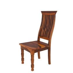 Mediterranean Wave Back Ergonomic Chair