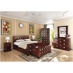Madison 7 Piece Bedroom Set