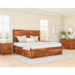 Classic Shaker 4 Piece Bedroom Set