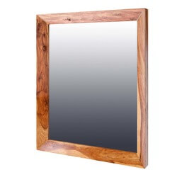 "Classic Shaker Solid Wood 29"" by 39"" Mirror Frame"