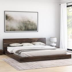 Sierra Nevada Handcrafted Solid Wood Platform Bed