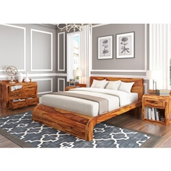 Rebecca 4 Piece Bedroom Set