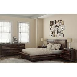 Virginia Modern 4 Piece Bedroom Set