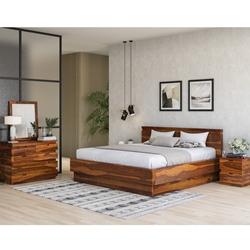 Modern Simplicity 4 Piece Bedroom Set