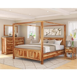 Larvik 4 Piece Bedroom Set