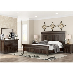 Jerold 4 Piece Bedroom Set