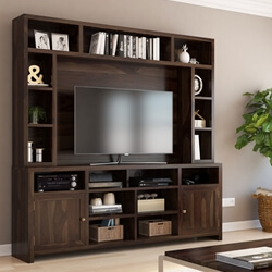 Santa Rosa Tv Media Entertainment Center For TVs Up To 55""